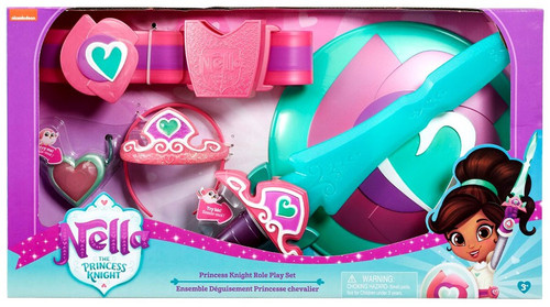Nickelodeon Nella The Princess Knight Princess Knight Exclusive Roleplay Set