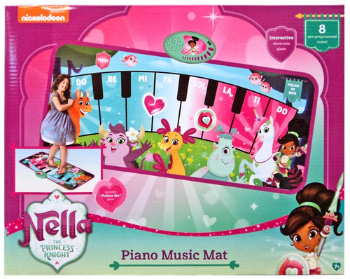 Nickelodeon Nella The Princess Knight Piano Music Mat