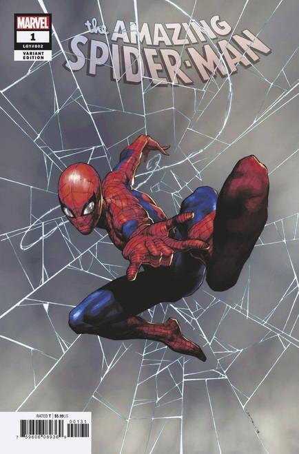 Marvel Comics Amazing Spider-Man #1 Comic Book [Opena Variant Cover]