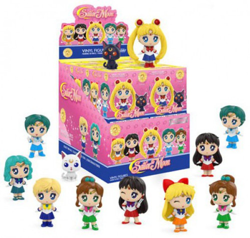 Funko Mystery Minis Sailor Moon Exclusive Mystery Box [12 Packs, Specialty Series]