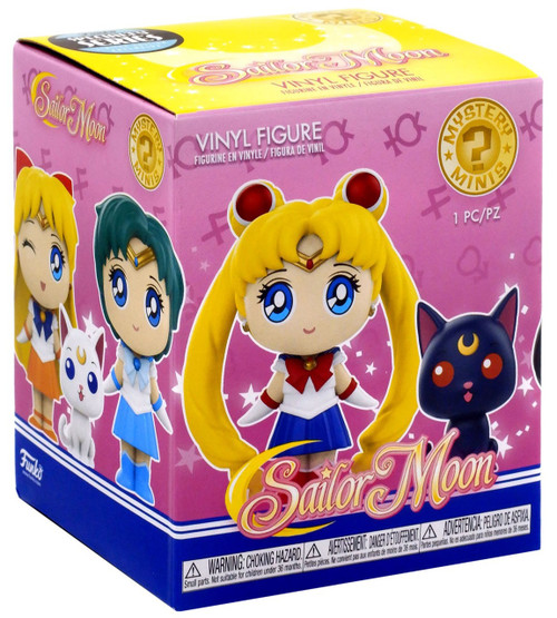 Funko Mystery Minis Sailor Moon Exclusive Mystery Pack [Specialty Series]