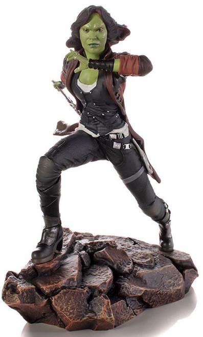 Marvel Avengers Infinity War Gamora Battle Diorama Statue