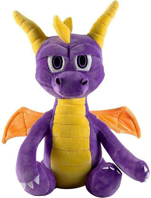 Phunny Spyro The Dragon 16-Inch Plush [HugMe, Vibrates!]