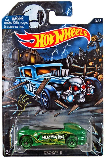 Hot Wheels Happy Halloween! Deora II Diecast Car #3/8