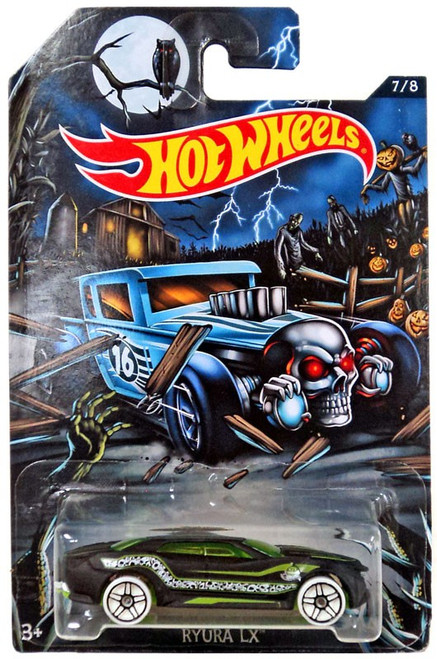 Hot Wheels Happy Halloween! Ryura LX Diecast Car