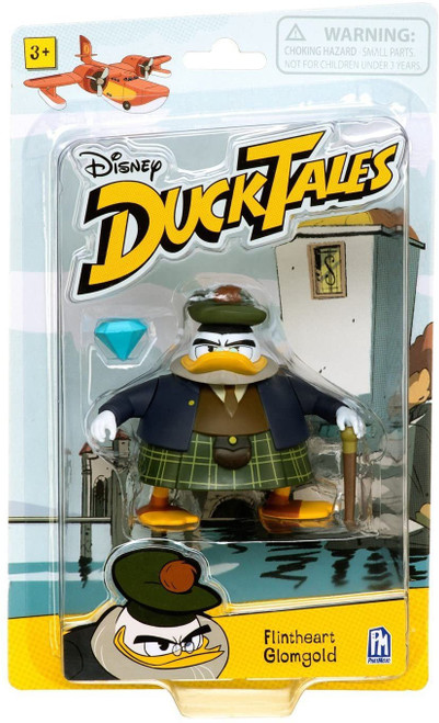 Disney DuckTales Flintheart Glomgold Action Figure