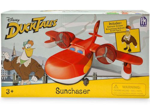 Disney DuckTales Sunchaser Vehicle & Figure