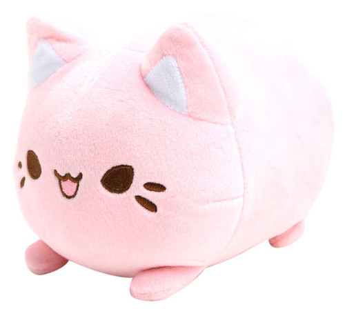 Tasty Peach Meowchi Strawberry Exclusive 6.5-Inch Plush