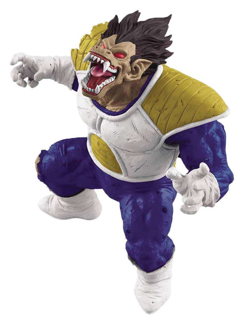 Dragon Ball Z Creator X Creator Ohzaru Ape Vegeta Figure [Reissue] (Pre-Order ships January)