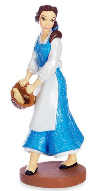 Disney Princess Belle Exclusive 3-Inch PVC Figure [In Village Dress Loose]