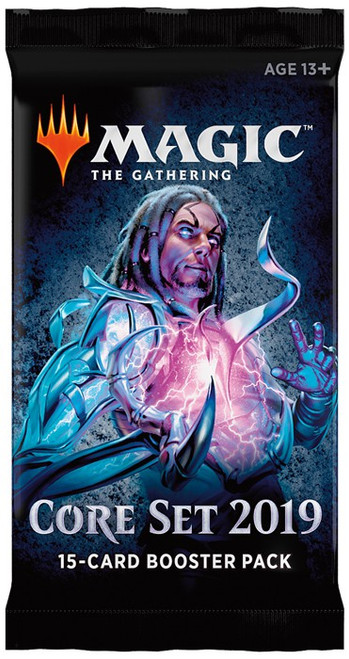 MtG Trading Card Game 2019 Core Set Booster Pack