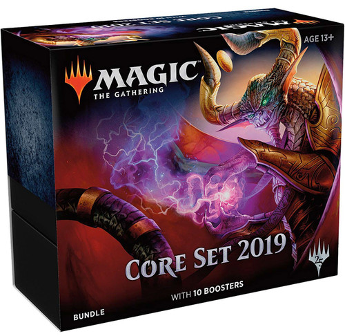 MtG Trading Card Game 2019 Core Set Bundle [Includes 10 Booster Packs!]
