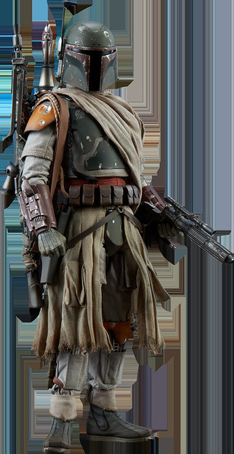Star Wars Mythos Collection Boba Fett Deluxe Action Figure