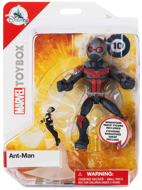 Disney Marvel Toybox Ant-Man Exclusive Action Figure