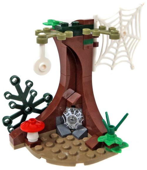 LEGO Harry Potter Tree Set [Spider Webs Loose]