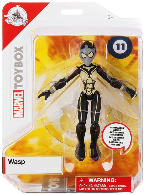 Disney Marvel Toybox Wasp Exclusive Action Figure