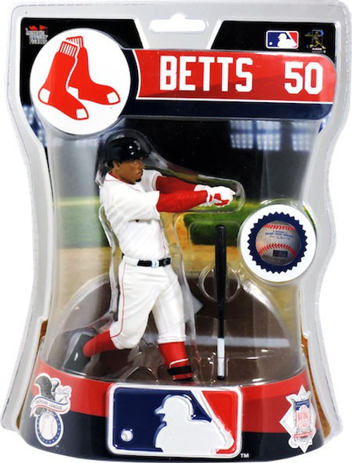MLB Boston Red Sox 2017 Mookie Betts Action Figure