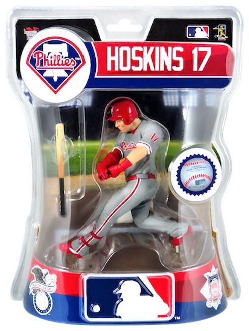 MLB Philadelphia Phillies 2017 Rhys Hoskins Action Figure