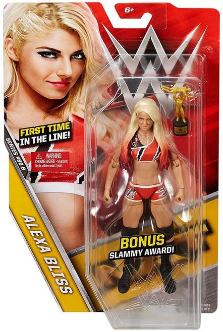 WWE Wrestling Series 68 Alexa Bliss Action Figure [Bonus Slammy Award]