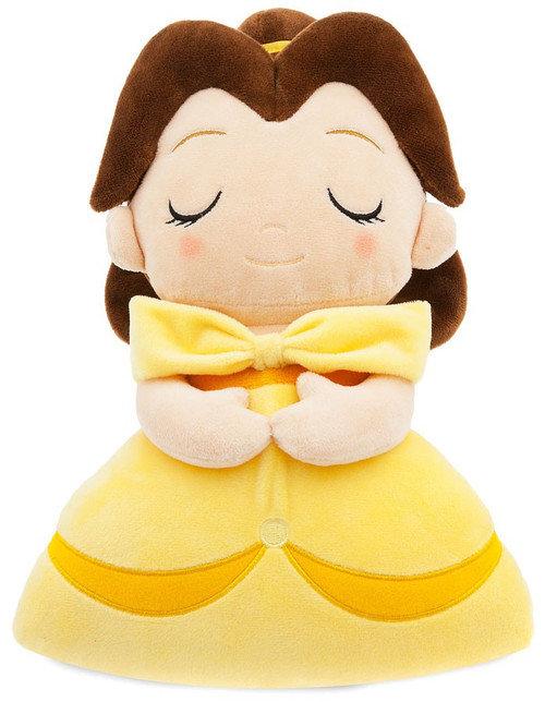 Disney Princess Beauty and the Beast Cuddleez Belle Glowing Exclusive 13-Inch Plush