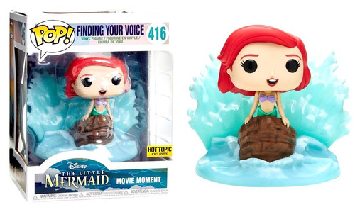Funko Princess POP! Disney Finding Your Voice Exclusive Vinyl Figure #416 [Movie Moments, Under the Sea]