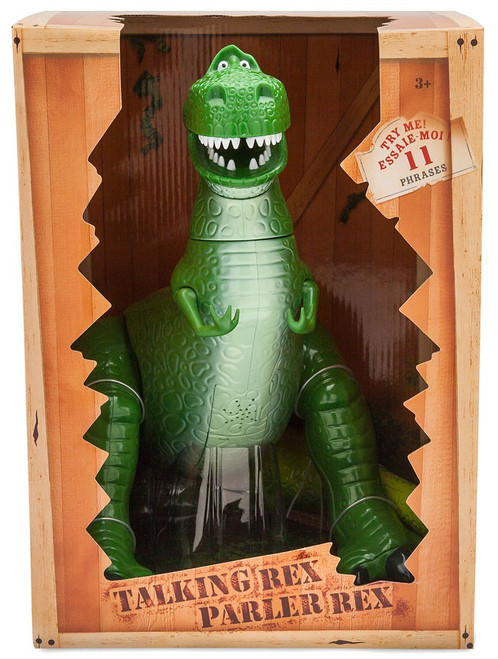 Disney Toy Story Rex Exclusive Talking Action Figure [2018]