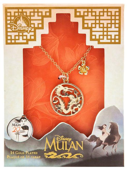 Disney Mulan Exclusive Necklace