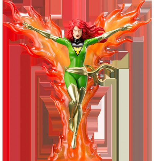 Marvel X-Men '92 ArtFX+ Phoenix Statue [Furious Power]
