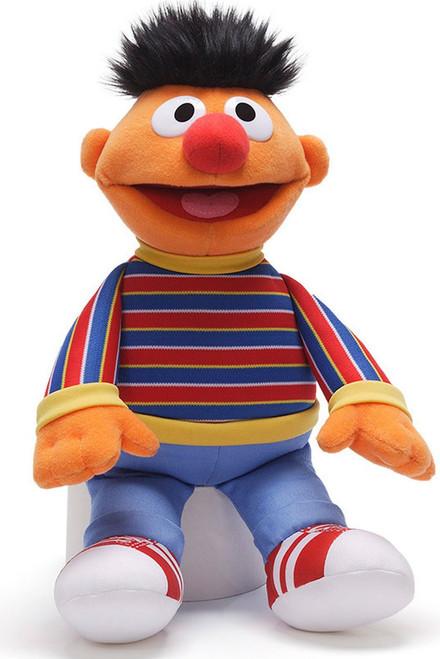 Sesame Street Ernie 13.5-Inch Plush
