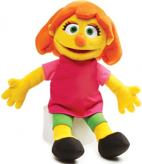 Sesame Street Julia 14-Inch Plush