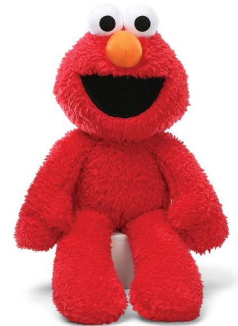 Sesame Street Take Along Elmo 12-Inch Plush