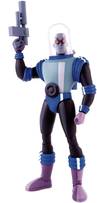 DC Batman The Animated Series Mr. Freeze Collectible Figure