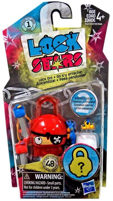 Lock Stars Red Pirate Figure