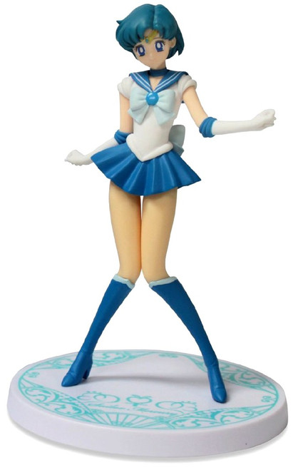 Sailor Moon Girls Memories Sailor Mercury 6.3-Inch Collectible PVC Figure