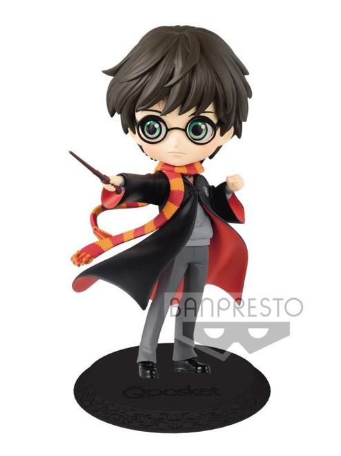 Q Posket Harry Potter 6-Inch Collectible PVC Figure [Normal Color Version]