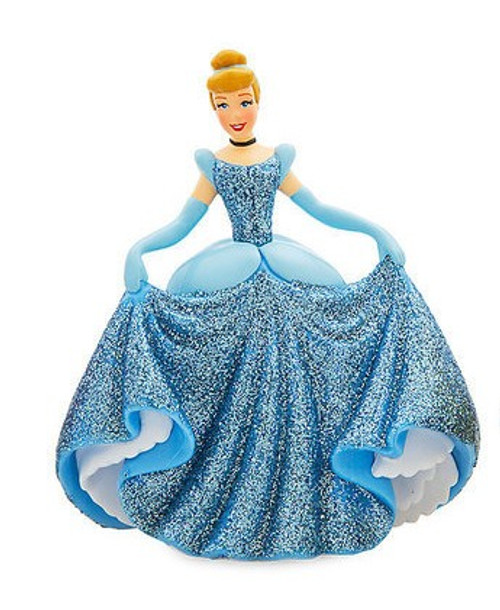 Disney Cinderella in Ballgown Exclusive PVC Figure [Glitter Loose]