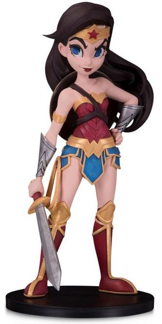 DC Artist Alley Wonder Woman 6.9-Inch PVC Collector Statue [Chrissie Zullo]