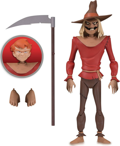 Batman The Animated Series Scarecrow Action Figure