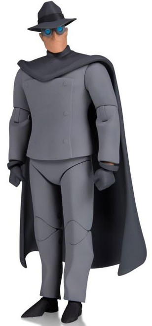 Batman The Animated Series Gray Ghost Action Figure