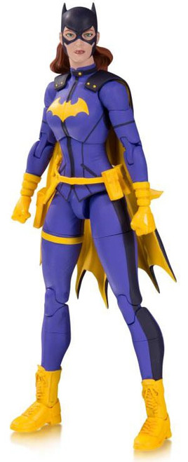 DC Essentials Batgirl Action Figure