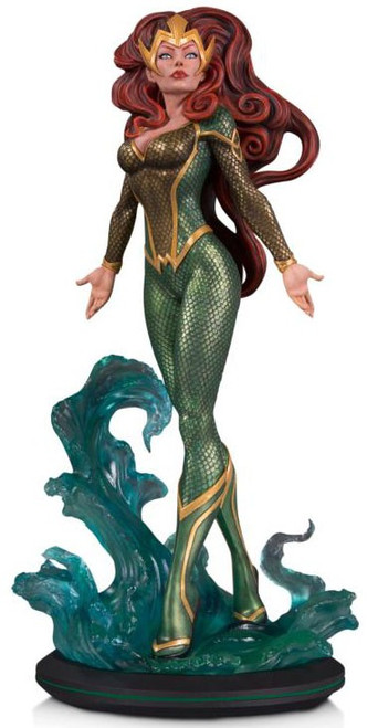 DC Cover Girls Mera 11.25-Inch Collectible Statue [Joelle Jones]