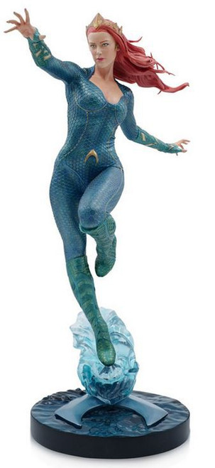 DC Aquaman Movie Mera 11-Inch Collectible Statue