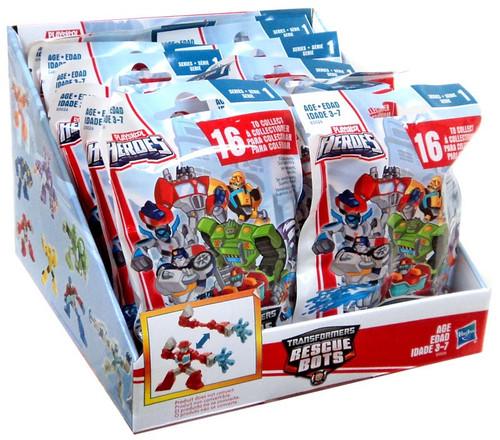 Transformers Playskool Heroes Rescue Bots Mystery Box [16 Packs]