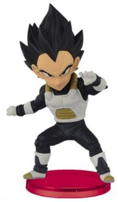 Super Dragon Ball Heroes WCF Figure Collection Vol.2 Vegeta 2.75-Inch Collectible PVC Figure [Xenoverse]