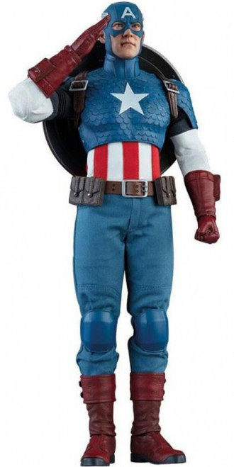 Marvel Captain America Collectible Figure