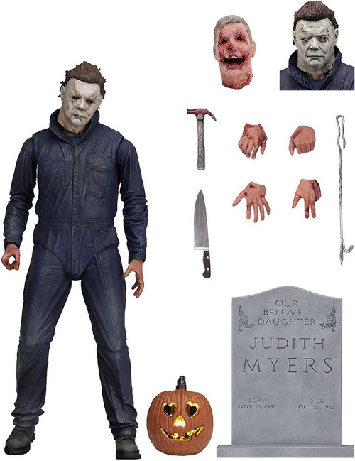 NECA Halloween 2018 Michael Myers Action Figure [Ultimate Version]