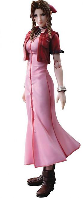 Final Fantasy Crisis Core Aerith Gainsborough Action Figure