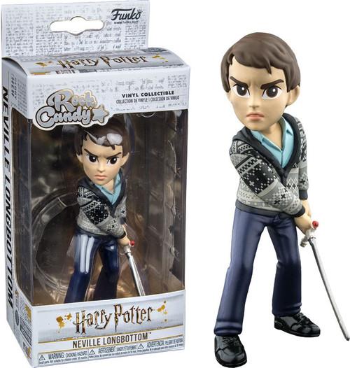 Funko Harry Potter Rock Candy Neville Longbottom Exclusive Vinyl Figure [Sword of Gryffindor]