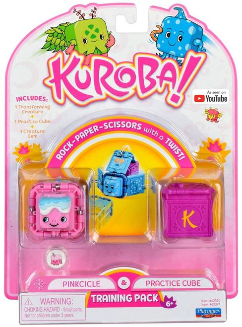 Kuroba! Pinkcicle & Practice Cube Training Pack