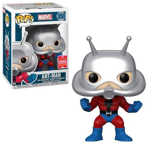 Funko POP! Marvel Ant-Man Exclusive Vinyl Figure #350 [Classic]